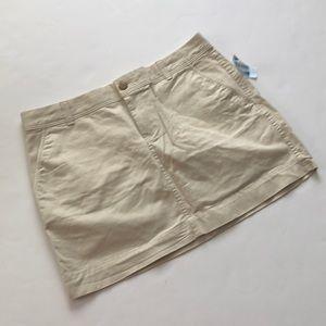 Old Navy Mini Skirt